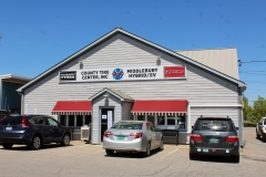 County Tire Center