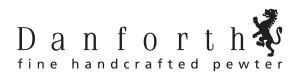 Danforth logo with lion