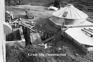 Grain Silo Construction
