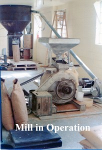 Mill In Operation