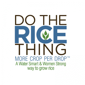 Do The Rice Thing Logo