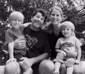 Jon & Family