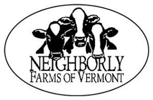 Neighborly-Farms. Round Logo