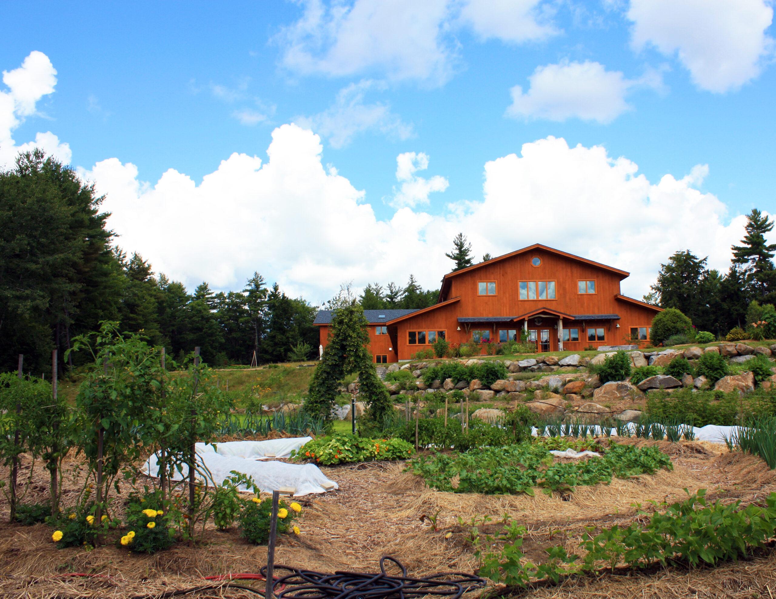 Badger facility & ecology center