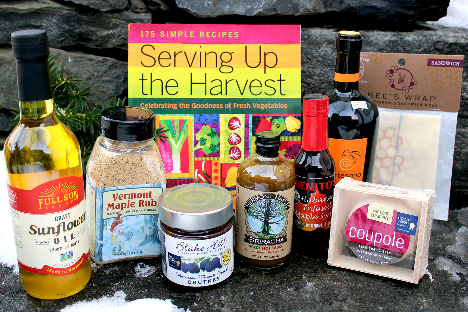 local holiday gift basket ideas - middlebury food co-op